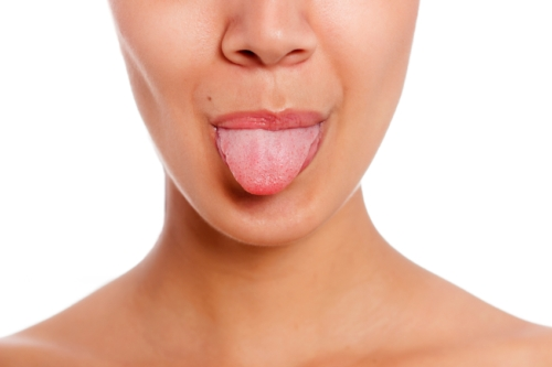 Geruchstest für Mundgeruch